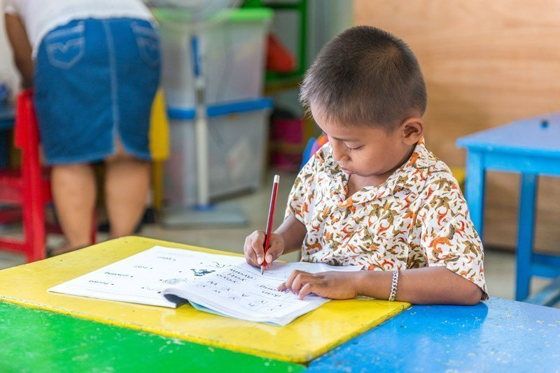 Beli buku cerita untuk mengajar anak membaca 6
